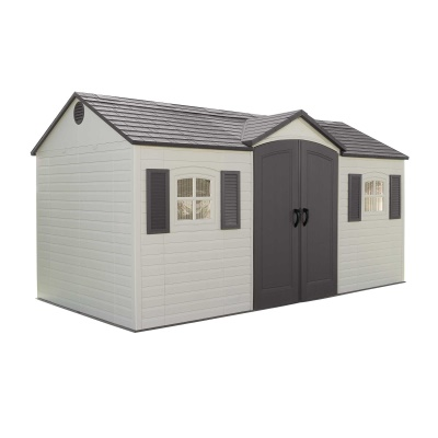 6446 Outdoor Storage Shed 15 x 8 ft, image 2