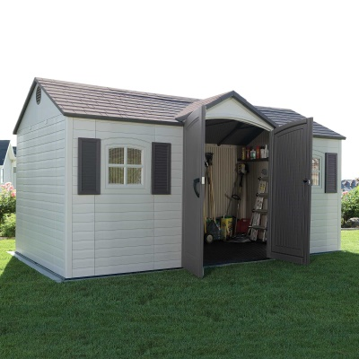 6446 Outdoor Storage Shed 15 x 8 ft, image 4
