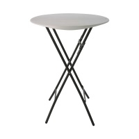 33 in. Round Bistro Table