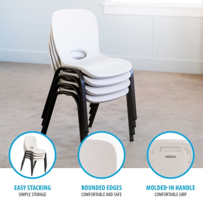 Children's Table and Chairs Combo  (Almond), image 5