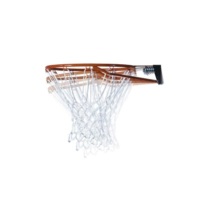 Lifetime 48 in. Elite Steel-Framed Shatterproof Basketball Backboard, Orange Elite Rim Combo, image 2