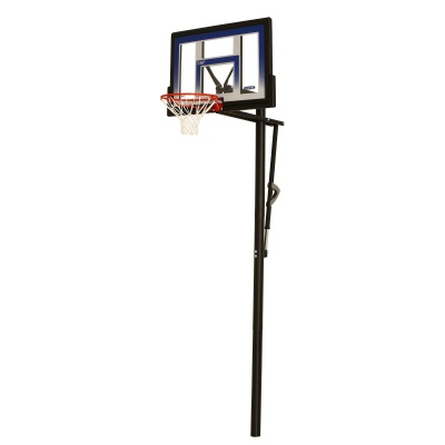 48 in. In-Ground Basketball Hoop - Action Grip, image 2