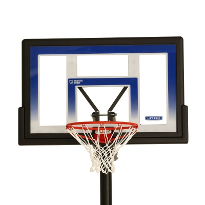 48 in. In-Ground Basketball Hoop - Action Grip, image 3