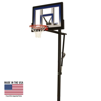 48 in. In-Ground Basketball Hoop - Action Grip, image 5