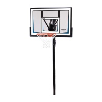 50 in. In-Ground Basketball Hoop - Action Grip