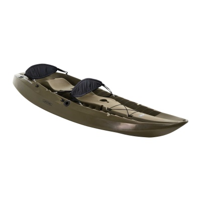 10 ft Sit-on-Top Sport Fisher Kayak (Olive Green), image 3
