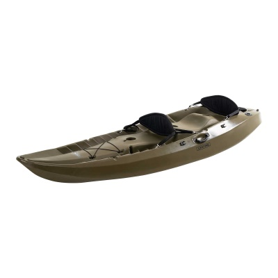 10 ft Sit-on-Top Sport Fisher Kayak (Olive Green), image 4
