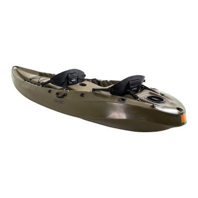 10 ft Sit-on-Top Sport Fisher Kayak (Olive Green), image 6