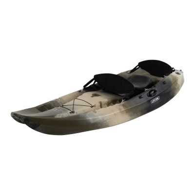 10 ft Sit-On-Top Sport Fisher Kayak (Camouflage), image 8