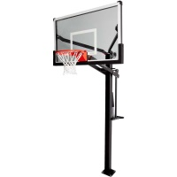 Mammoth 54 In. Glass Basketball Hoop