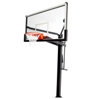 Mammoth 72 In. Glass Basketball Hoop