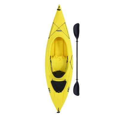 Boyd Sit-Inside Kayak (yellow), image 1