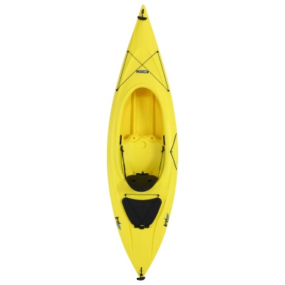 Boyd Sit-Inside Kayak (yellow), image 2