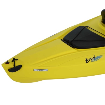 Boyd Sit-Inside Kayak (yellow), image 8