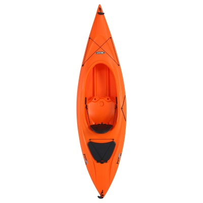 Payette 9 ft. 8 in. Sit-Inside Kayak (Orange), image 1