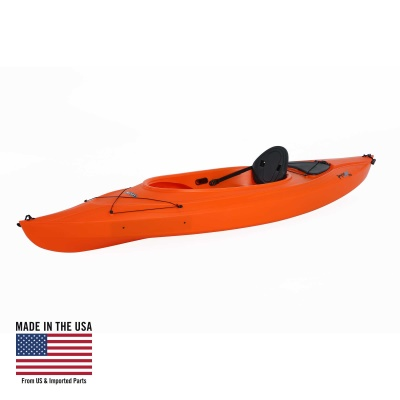 Payette 9 ft. 8 in. Sit-Inside Kayak (Orange), image 3