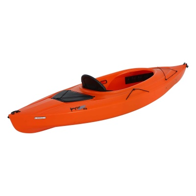 Payette 9 ft. 8 in. Sit-Inside Kayak (Orange), image 4