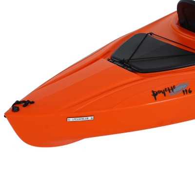 Payette 9 ft. 8 in. Sit-Inside Kayak (Orange), image 8