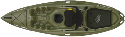 Renegade XT Kayak (Olive Green)