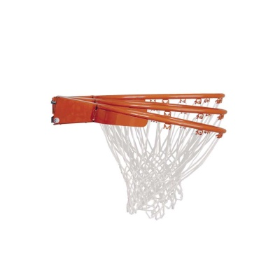Lifetime 54 in. In-Ground Pump Adjust Basketball Hoop, Acrylic, image 4
