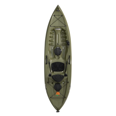 Lifetime Tamarack 120 in. Sit-On-Top Angler Kayak, image 1