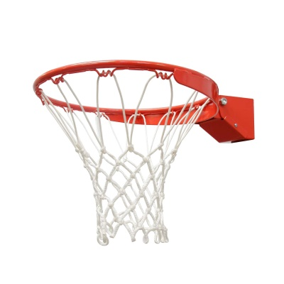 60 In. Tempered Glass Basketball Hoop w/ Bolt Down & Crank Adjust, image 3