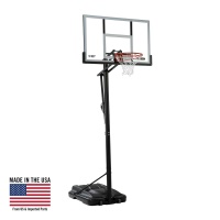 54 in. Action Grip Basketball System
