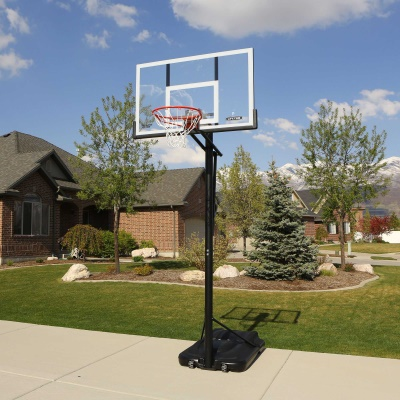 54 in. Action Grip Basketball System, image 6