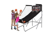 Double Shot Arcade Style Basketball Hoops Game (New)
