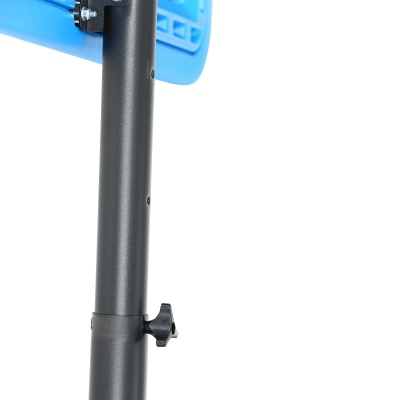 44 in. Pro Court Portable Basketball Hoop with Blue Base, image 7