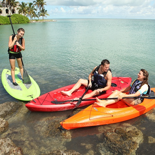Choose the right kayak