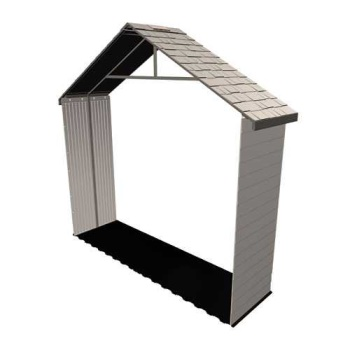 11 ft. Shed Extension Kit 30 in. (no windows)