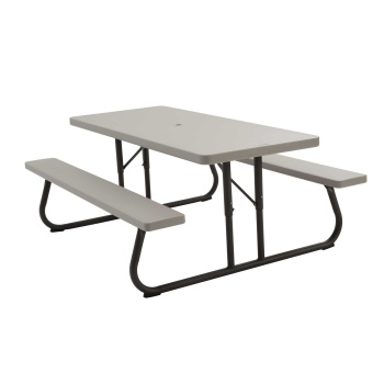6-Foot Picnic Table (putty)