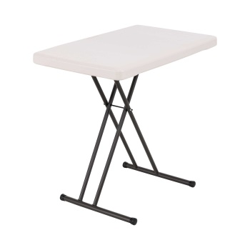30-Inch Personal Table (almond)