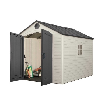 8-Foot Wide Sheds