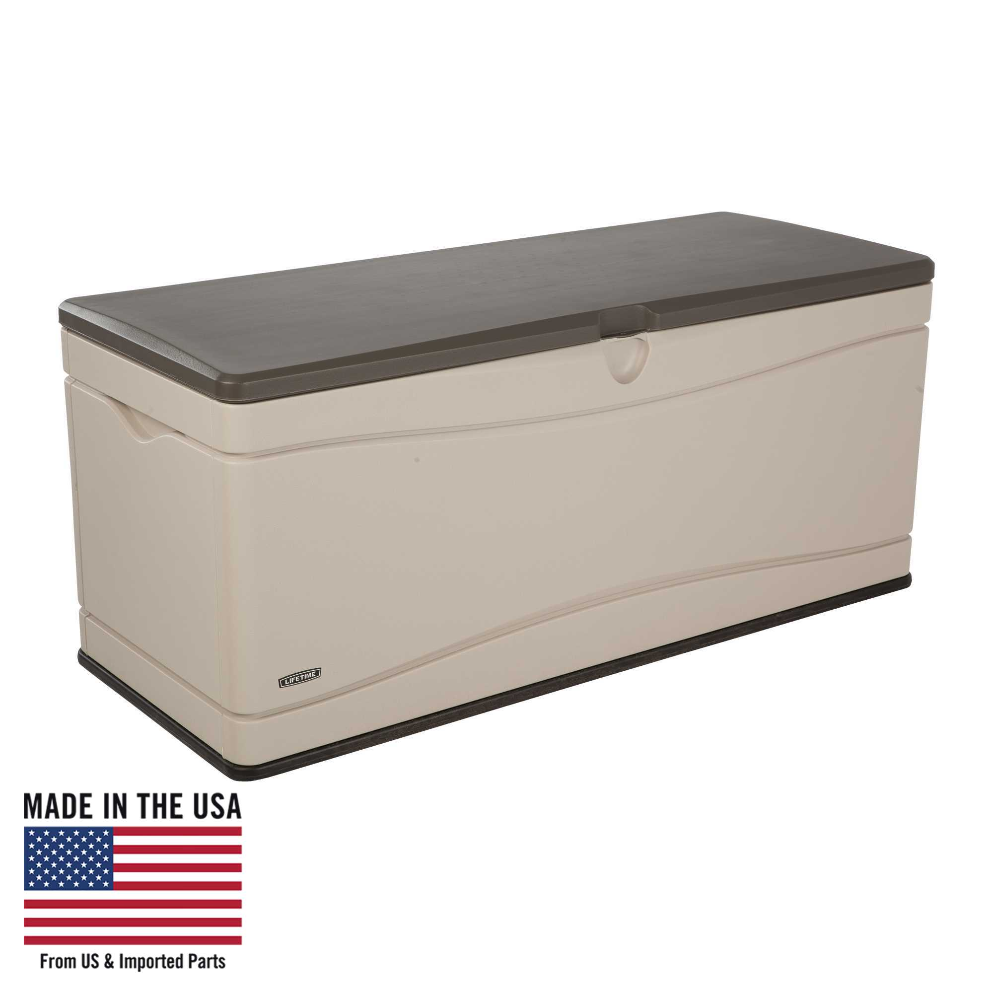 Outdoor Storage Box (130 gallon)