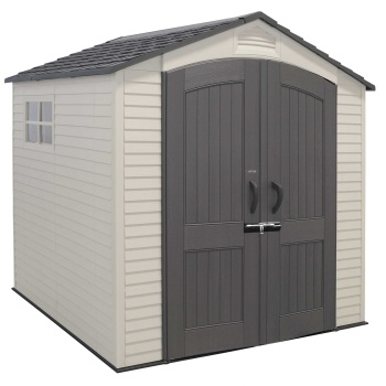 7 ft. x 7 ft. Outdoor Storage Shed (1 window)