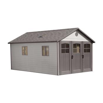 11' x 18.5' Shed (tri-doors)