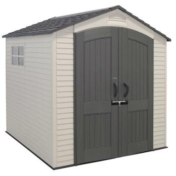 7' x 7' Outdoor Storage Shed (2 windows)