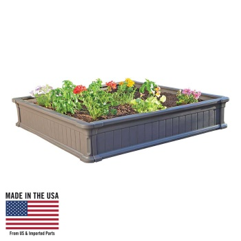 Raised Garden Bed (no enclosure)