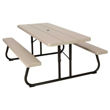 6-Foot Picnic Table (desert sand)