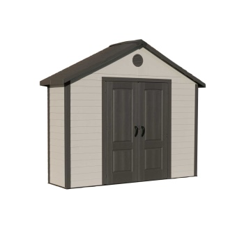 11 ft. x 3.5 ft. Shed