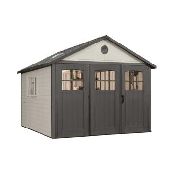 11' x 11' Shed (tri-doors)