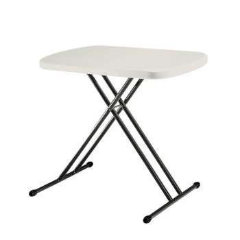 26-Inch Personal Table (almond)