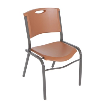 Stacking Chair (brown)