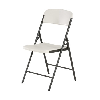 Contemporary Essential Folding Chair (almond)