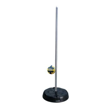 Tetherball (silver pole)