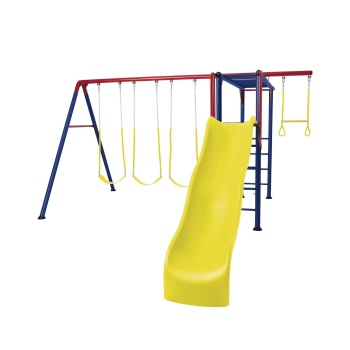 Monkey Bar Adventure Swing Set (primary)