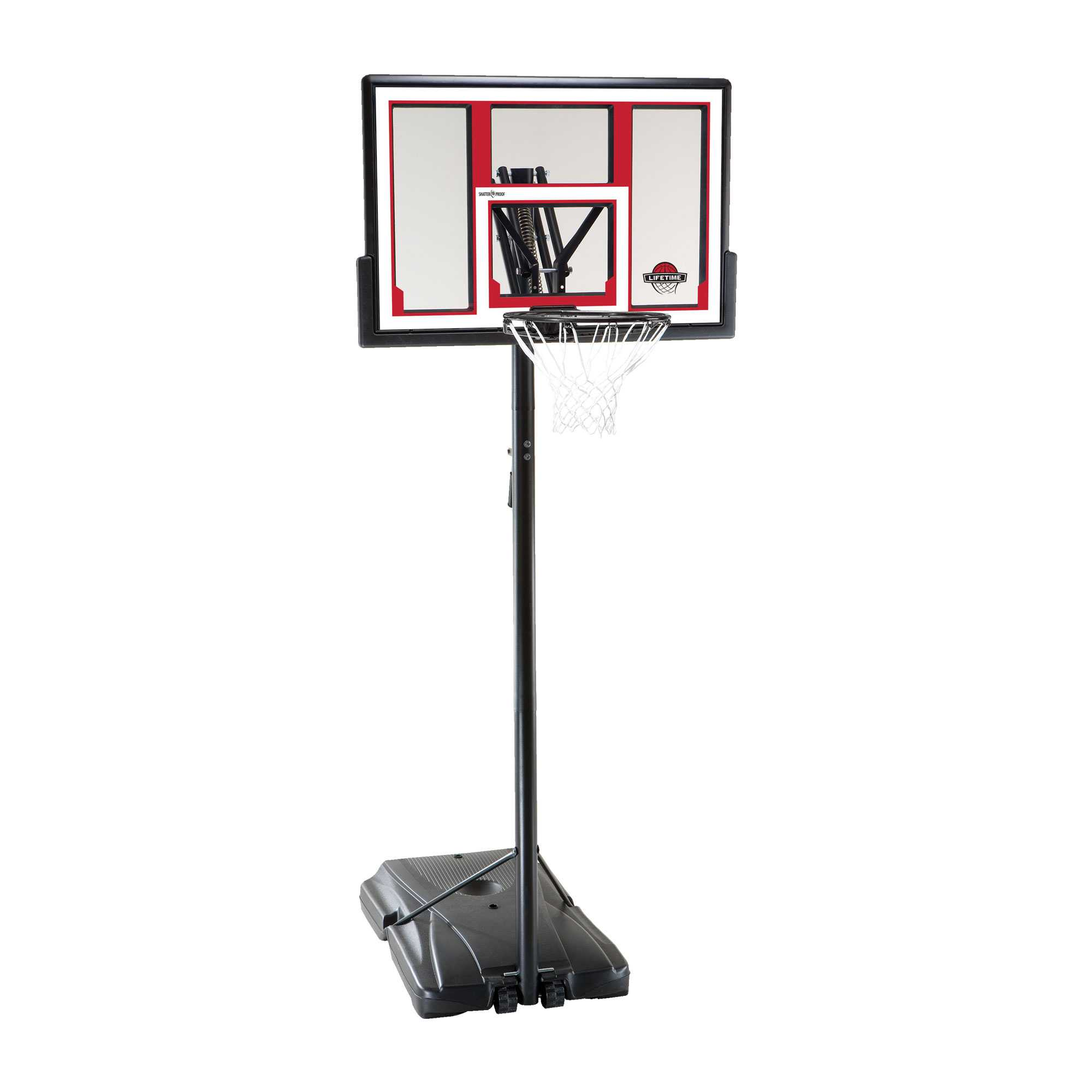 "Courtside, 48"" Shtpf Fsn, Strong Arm"