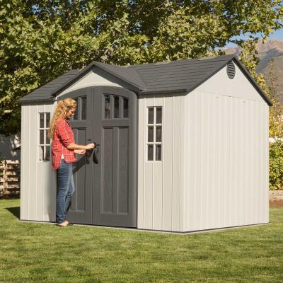 Lifetime 10 Ft. x 8 Ft. Outdoor Storage Shed photo